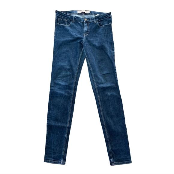 ZARA TRAFALUC SLIM skinny jeans size 8 (needs fix)